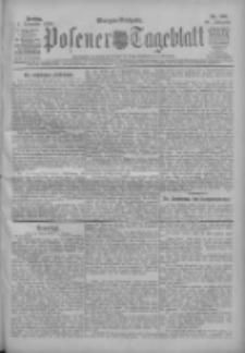 Posener Tageblatt 1909.12.03 Jg.48 Nr565