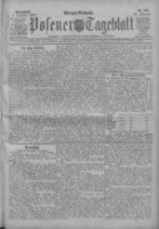 Posener Tageblatt 1909.12.04 Jg.48 Nr567