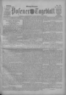 Posener Tageblatt 1909.12.07 Jg.48 Nr572