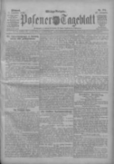 Posener Tageblatt 1909.12.08 Jg.48 Nr574