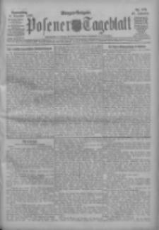 Posener Tageblatt 1909.12.09 Jg.48 Nr575