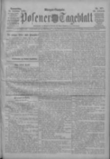 Posener Tageblatt 1909.12.16 Jg.48 Nr587
