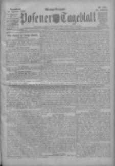 Posener Tageblatt 1909.12.18 Jg.48 Nr592
