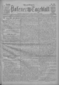 Posener Tageblatt 1909.12.21 Jg.48 Nr595