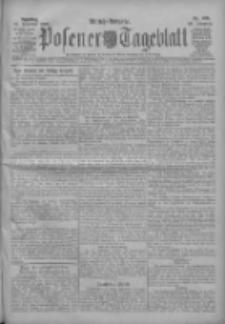 Posener Tageblatt 1909.12.21 Jg.48 Nr596