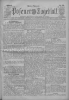 Posener Tageblatt 1909.12.22 Jg.48 Nr598