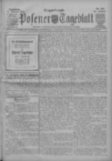 Posener Tageblatt 1909.12.23 Jg.48 Nr599