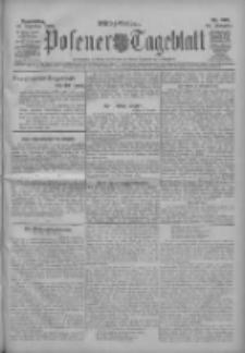 Posener Tageblatt 1909.12.23 Jg.48 Nr600