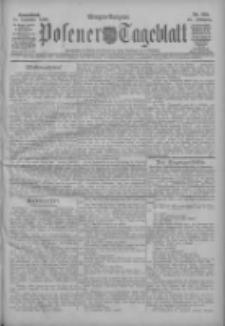 Posener Tageblatt 1909.12.25 Jg.48 Nr603