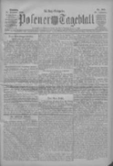 Posener Tageblatt 1909.12.28 Jg.48 Nr606