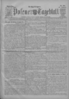 Posener Tageblatt 1909.12.30 Jg.48 Nr610