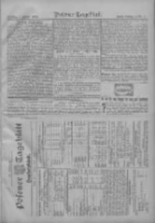 Posener Tageblatt. Handelsblatt 1909.01.04 Jg.48