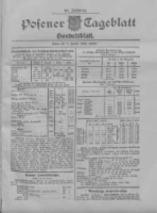 Posener Tageblatt. Handelsblatt 1909.01.08 Jg.48