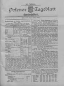 Posener Tageblatt. Handelsblatt 1909.01.09 Jg.48