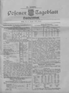 Posener Tageblatt. Handelsblatt 1909.01.12 Jg.48