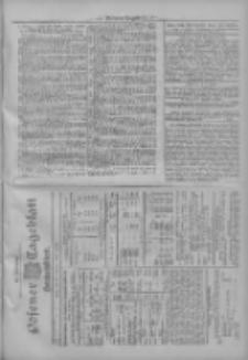 Posener Tageblatt. Handelsblatt 1909.01.13 Jg.48