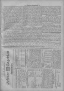 Posener Tageblatt. Handelsblatt 1909.01.19 Jg.48