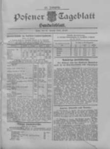 Posener Tageblatt. Handelsblatt 1909.01.21 Jg.48