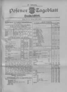 Posener Tageblatt. Handelsblatt 1909.01.22 Jg.48