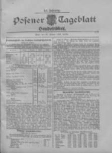 Posener Tageblatt. Handelsblatt 1909.01.23 Jg.48