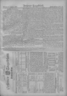 Posener Tageblatt. Handelsblatt 1909.01.26 Jg.48
