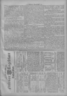 Posener Tageblatt. Handelsblatt 1909.01.27 Jg.48