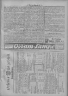 Posener Tageblatt. Handelsblatt 1909.02.01 Jg.48