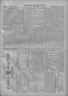 Posener Tageblatt. Handelsblatt 1909.02.04 Jg.48