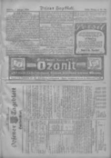 Posener Tageblatt. Handelsblatt 1909.02.06 Jg.48
