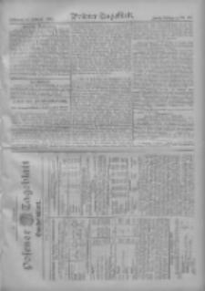 Posener Tageblatt. Handelsblatt 1909.02.09 Jg.48
