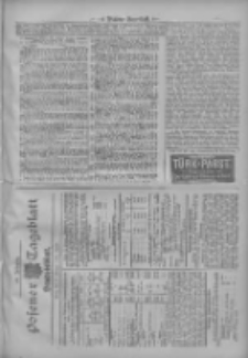 Posener Tageblatt. Handelsblatt 1909.02.15 Jg.48