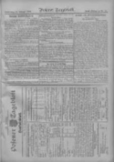 Posener Tageblatt. Handelsblatt 1909.02.17 Jg.48