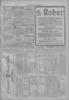 Posener Tageblatt. Handelsblatt 1909.02.22 Jg.48