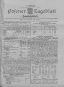 Posener Tageblatt. Handelsblatt 1909.02.25 Jg.48