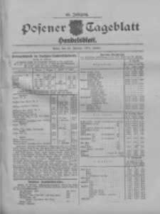 Posener Tageblatt. Handelsblatt 1909.02.26 Jg.48