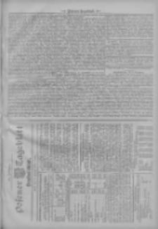 Posener Tageblatt. Handelsblatt 1909.02.27 Jg.48