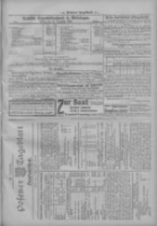 Posener Tageblatt. Handelsblatt 1909.03.01 Jg.48
