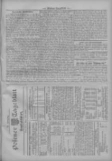 Posener Tageblatt. Handelsblatt 1909.03.02 Jg.48