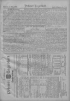 Posener Tageblatt. Handelsblatt 1909.03.09 Jg.48