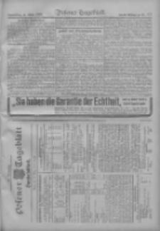 Posener Tageblatt. Handelsblatt 1909.03.10 Jg.48