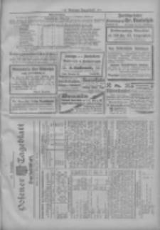 Posener Tageblatt. Handelsblatt 1909.03.11 Jg.48