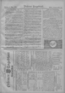 Posener Tageblatt. Handelsblatt 1909.03.13 Jg.48