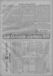 Posener Tageblatt. Handelsblatt 1909.03.15 Jg.48