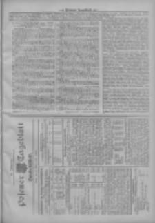 Posener Tageblatt. Handelsblatt 1909.03.16 Jg.48