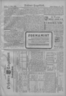 Posener Tageblatt. Handelsblatt 1909.03.18 Jg.48