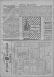 Posener Tageblatt. Handelsblatt 1909.03.19 Jg.48