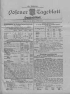 Posener Tageblatt. Handelsblatt 1909.03.24 Jg.48