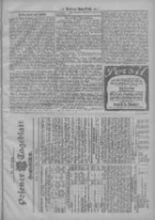 Posener Tageblatt. Handelsblatt 1909.03.27 Jg.48