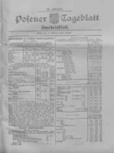 Posener Tageblatt. Handelsblatt 1909.02.12 Jg.48