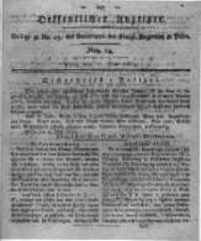 Oeffentlicher Anzeiger. 1819.06.15 Nro.24